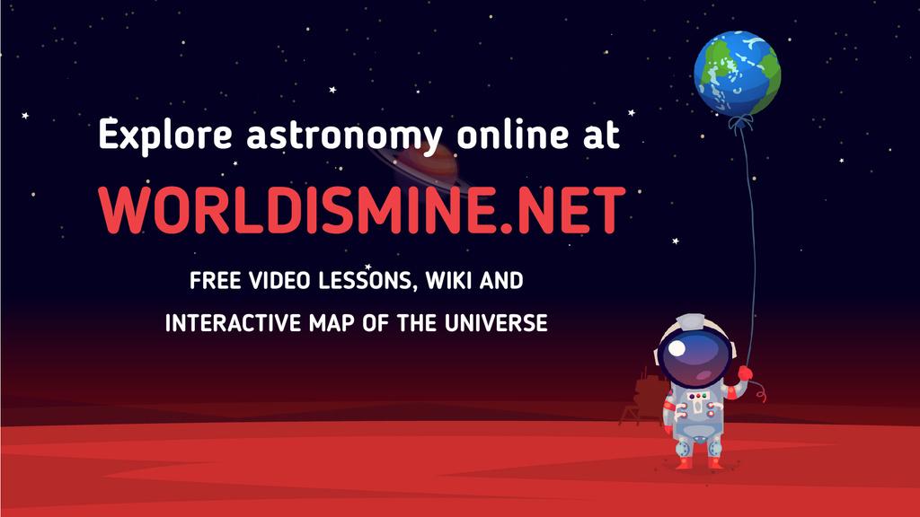 Astronaut holding Earth balloon — Modelo de projeto