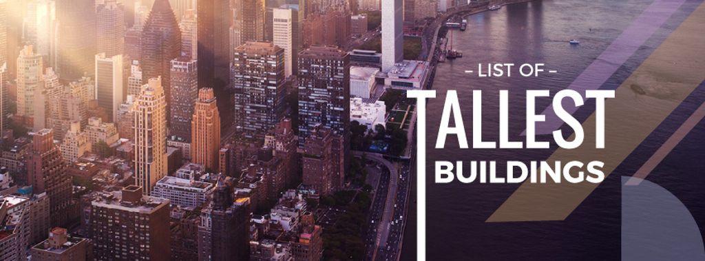 List of tallest buildings — Modelo de projeto
