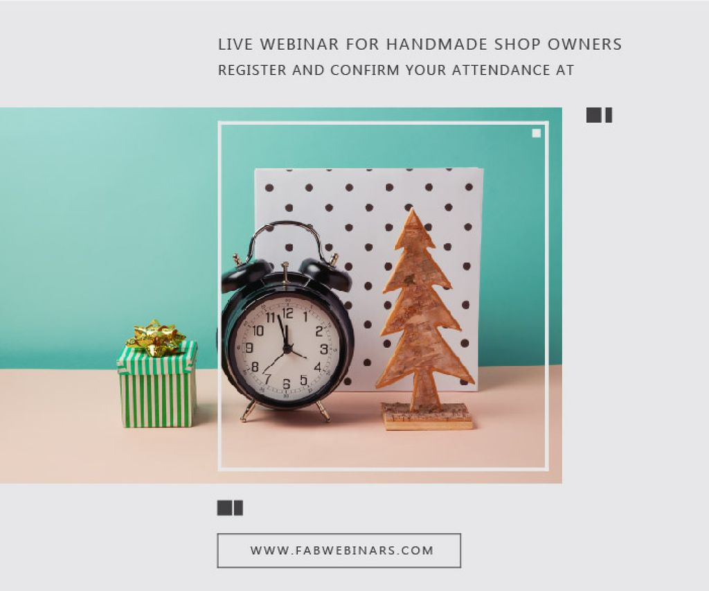 Live webinar for handmade shop owners — Crear un diseño