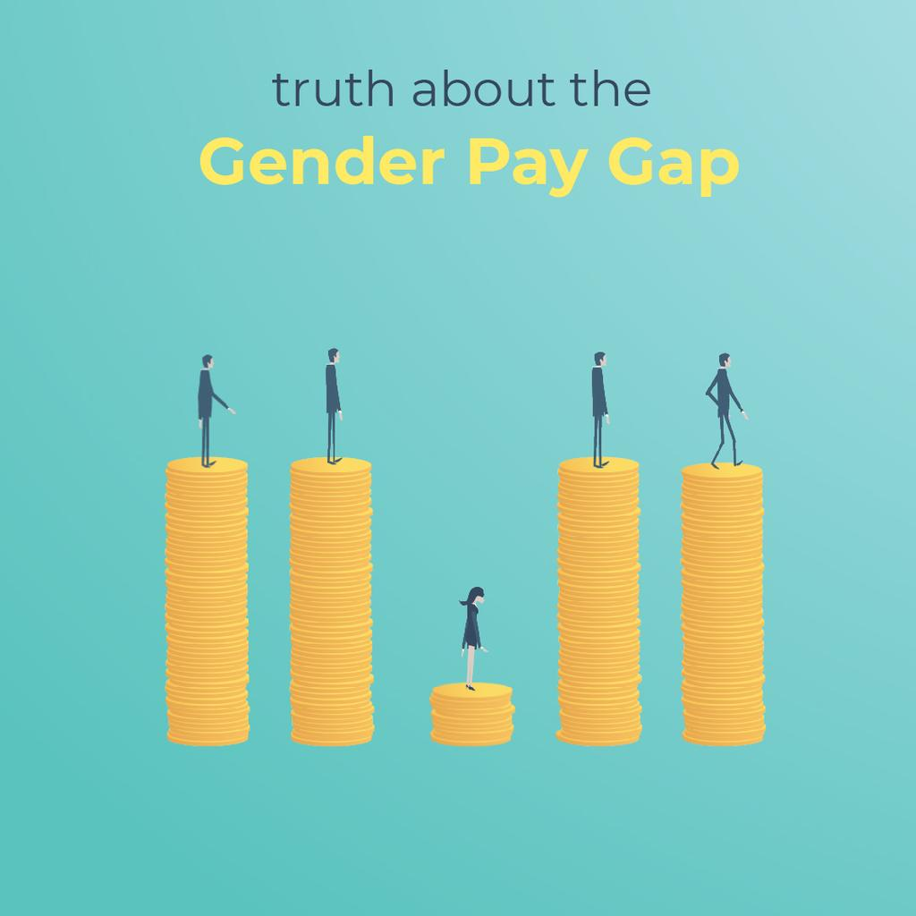 Gender inequality on earnings — Crear un diseño