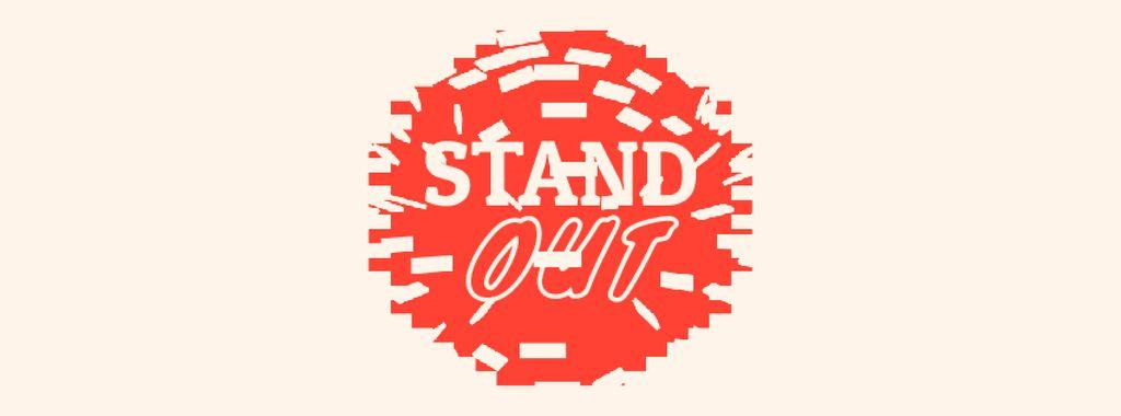 Stand Out — Crear un diseño