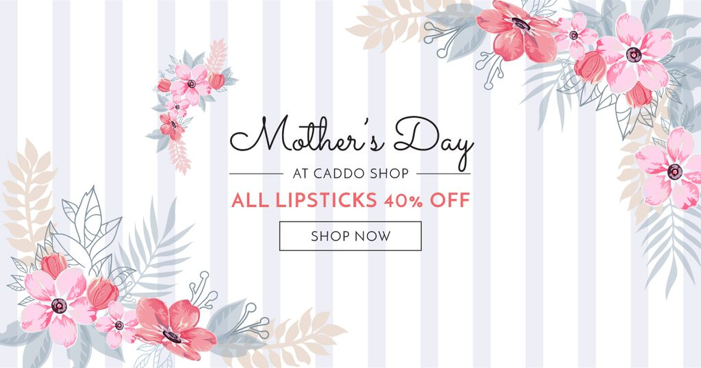 Mother's Day at Caddo shop — Create a Design
