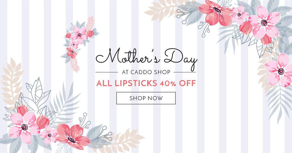 Mother's Day at Caddo shop — Crea un design
