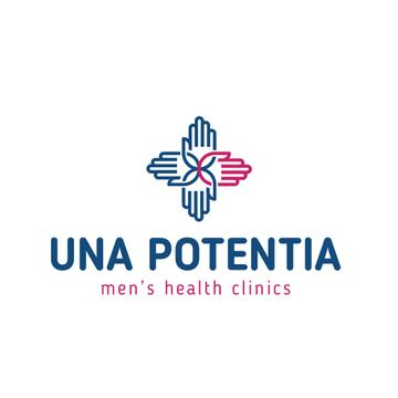 Men's Health Clinic hands in Cross | Logo Template