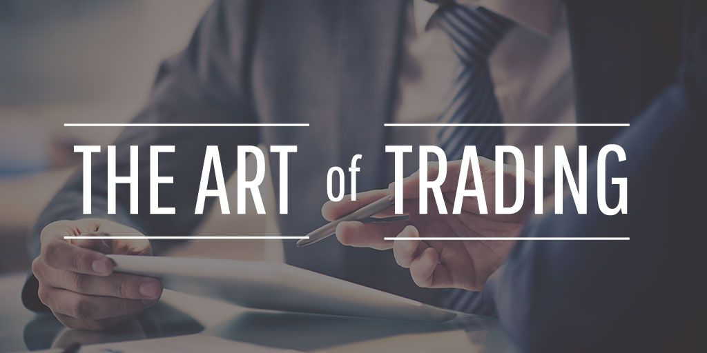 Art of trading poster  — Create a Design