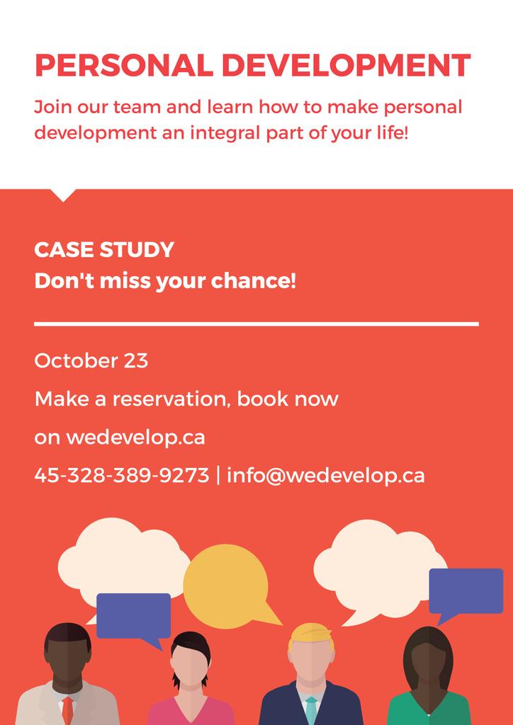 Personal development in Case study — Maak een ontwerp