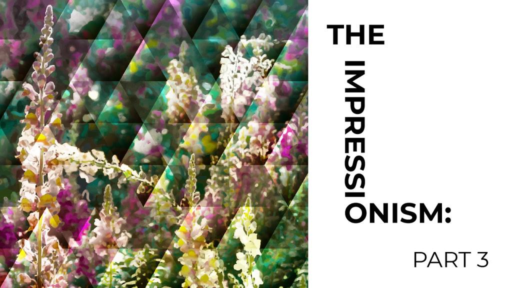 Art Event Announcement Bright Blooming Flowers — Créer un visuel