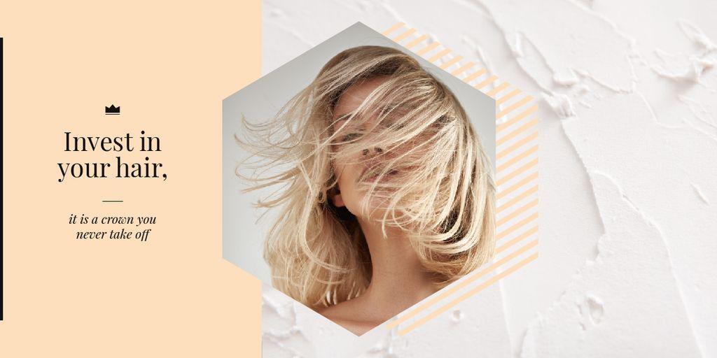 Pretty young woman — Crear un diseño