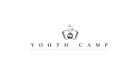 Youth religion camp of St. Anthony Church Youtube Modelo de Design