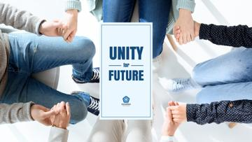 Unity for future poster