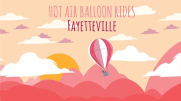 Hot Air Ballon Flying Adventure