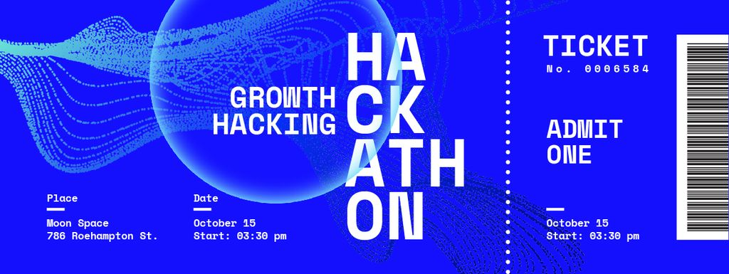 Hackathon Event with Virtual Sphere — Crear un diseño