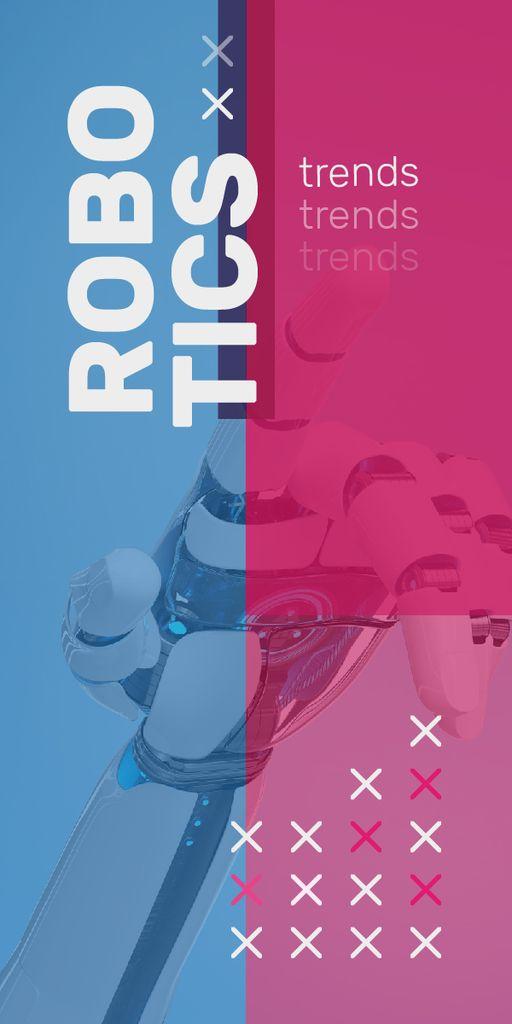 Android robot hand — Crear un diseño