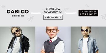 Сhildren clothing store Offer