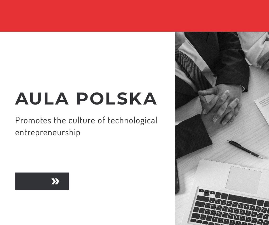 Promotion Service for Technological Entrepreneurship and Innovation — Crear un diseño