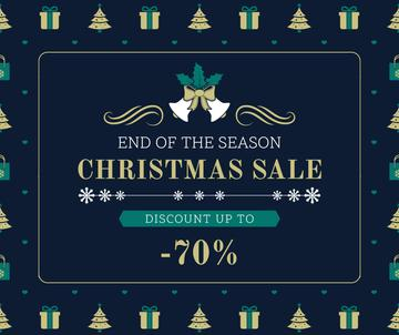 Christmas sale card