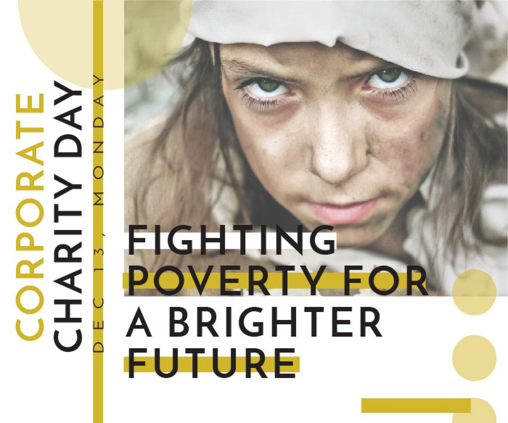 Corporate Charity Day — Create a Design