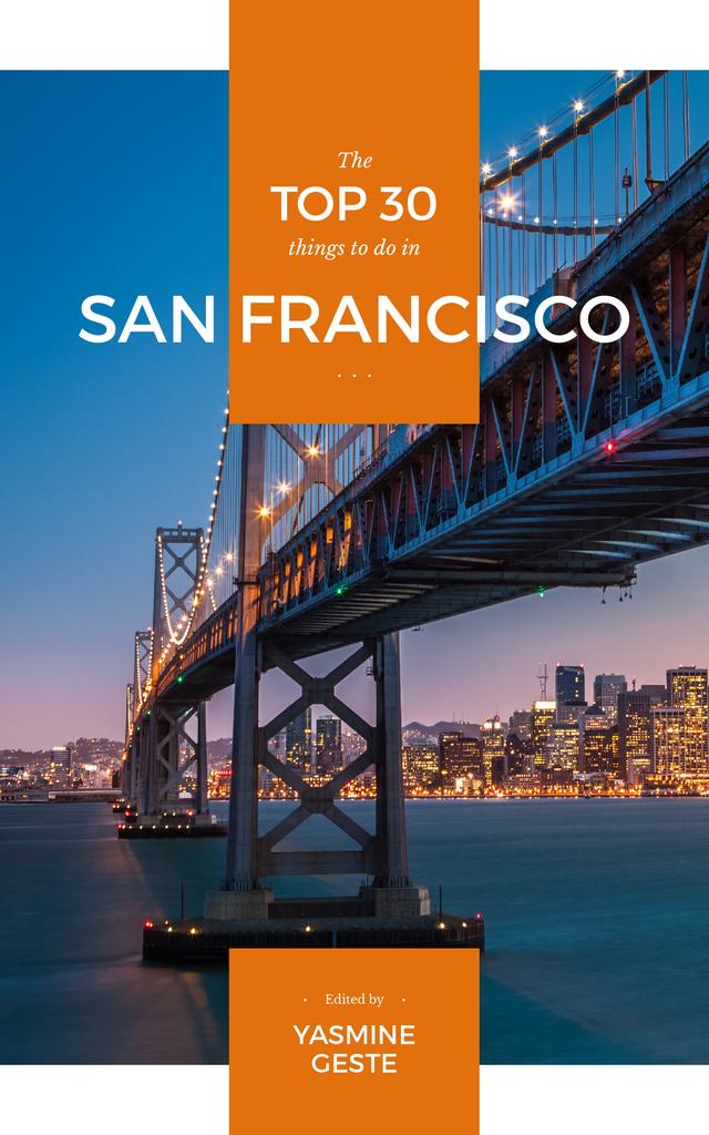 Travelling to San Francisco city — Crear un diseño