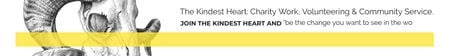 The Kindest Heart: Charity Work Leaderboardデザインテンプレート