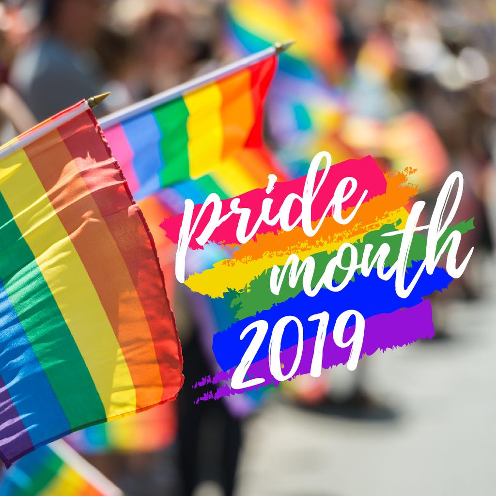 LGBT pride flags — Crear un diseño