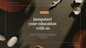 Education program overview