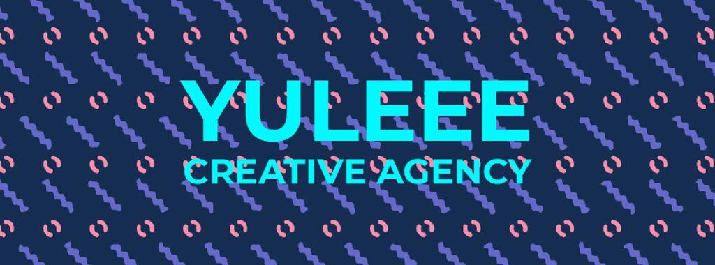 Creative Agency Ad Flashing moving elements — Создать дизайн