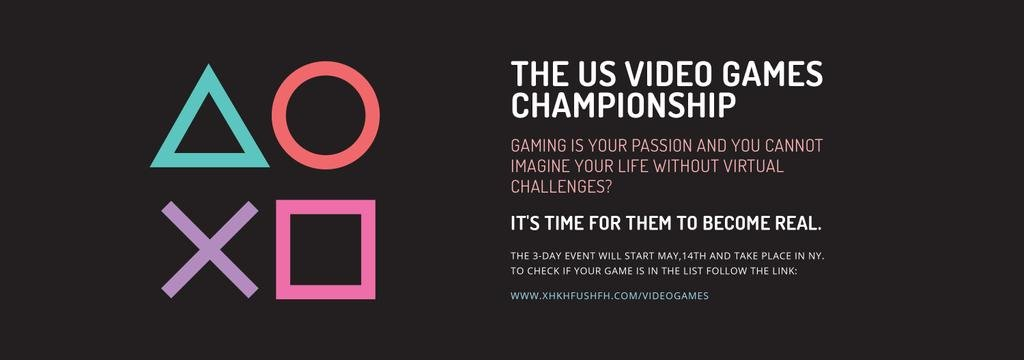 Video games Championship  — Crear un diseño