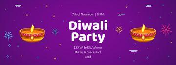 Happy Diwali Party celebration