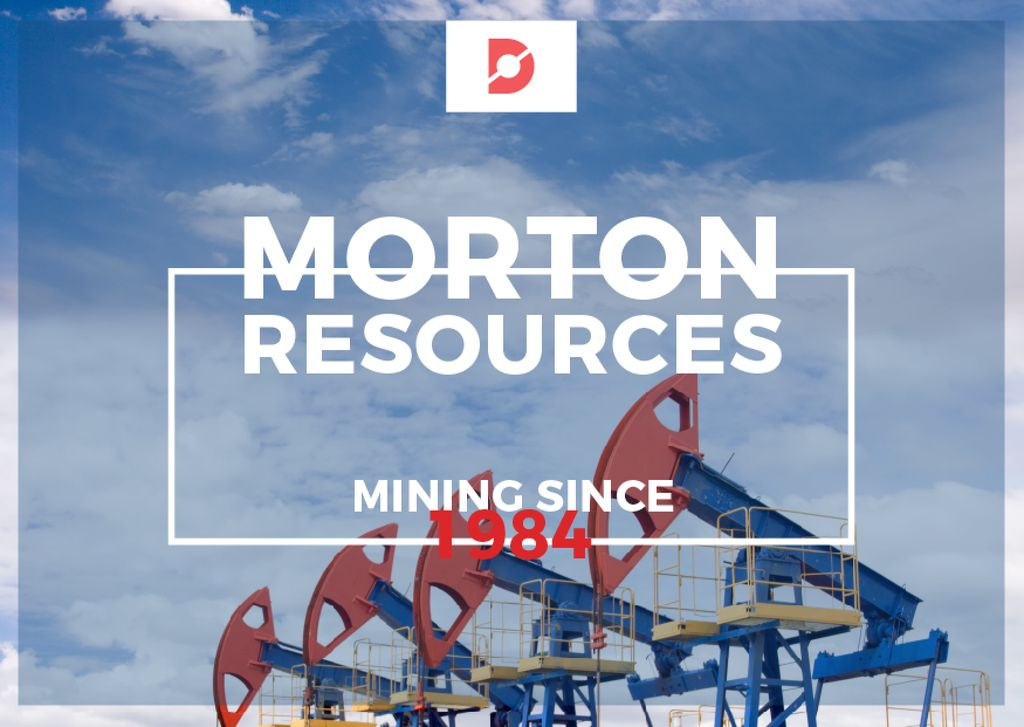 Morton resources advertisement —デザインを作成する