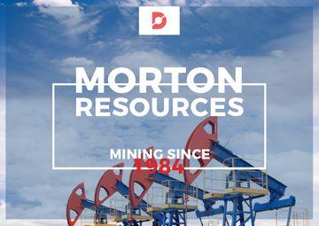 Morton resources advertisement