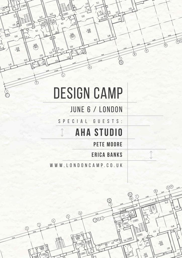 Design camp in London — Maak een ontwerp