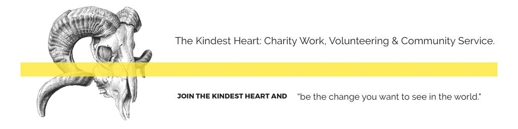 The Kindest Heart Charity Work — Créer un visuel