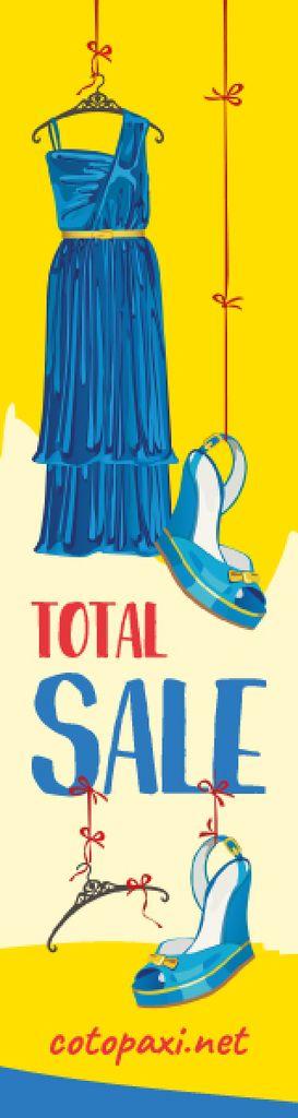 Clothes Sale Shop Showcase — Створити дизайн