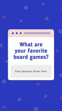 Favorite Board Games question on blue