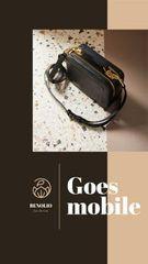 Online Accessories store ad