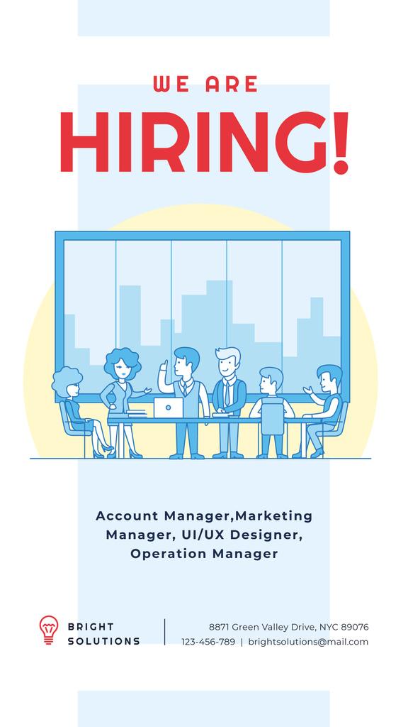People at business meeting — Crear un diseño