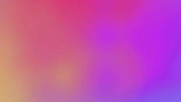 Flickering Colorful Gradients