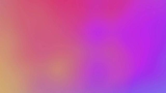 Plantilla de diseño de Flickering Colorful Gradients Zoom Background