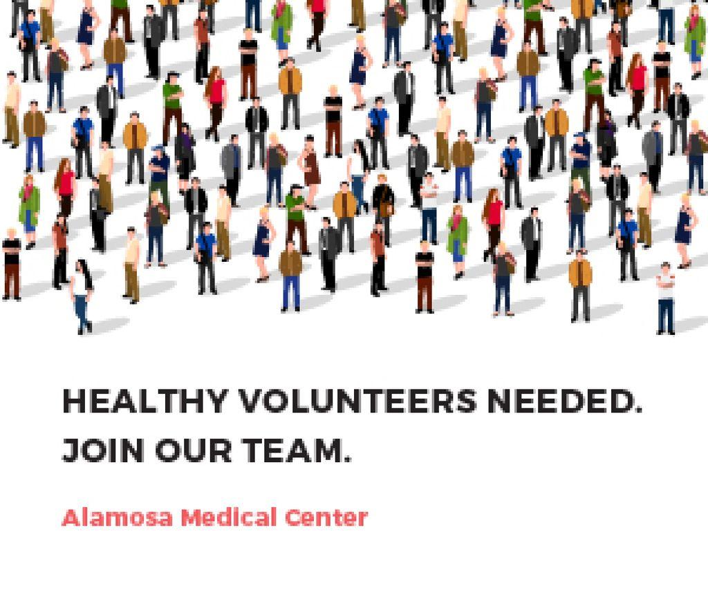 Alamosa Medical Center — Maak een ontwerp