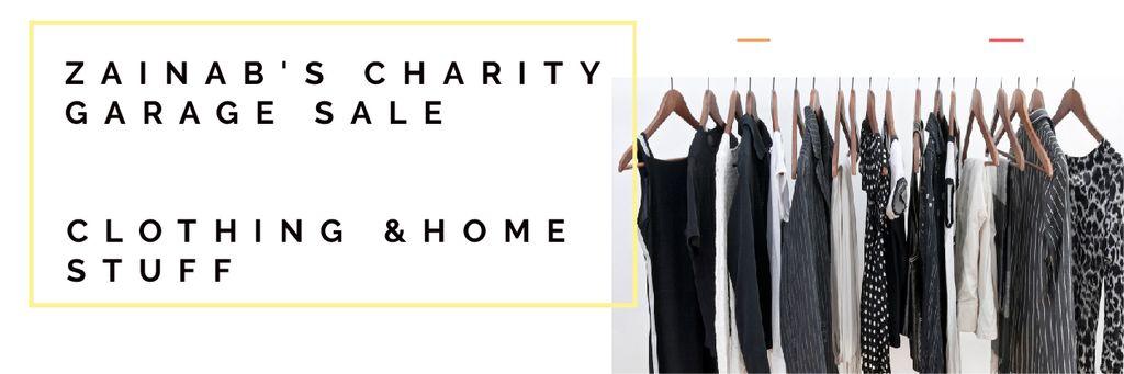 Zainab's charity Garage —デザインを作成する