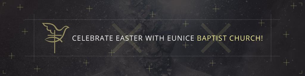 Easter in Baptist Church — Create a Design