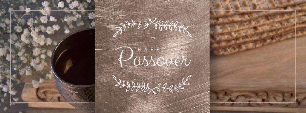 Happy Passover holiday — Crea un design