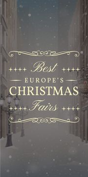 best europe's Christmas fairs banner