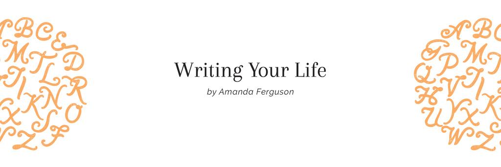 Writing your life citation — ein Design erstellen