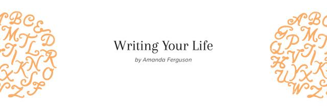 Writing your life citation Twitter – шаблон для дизайна