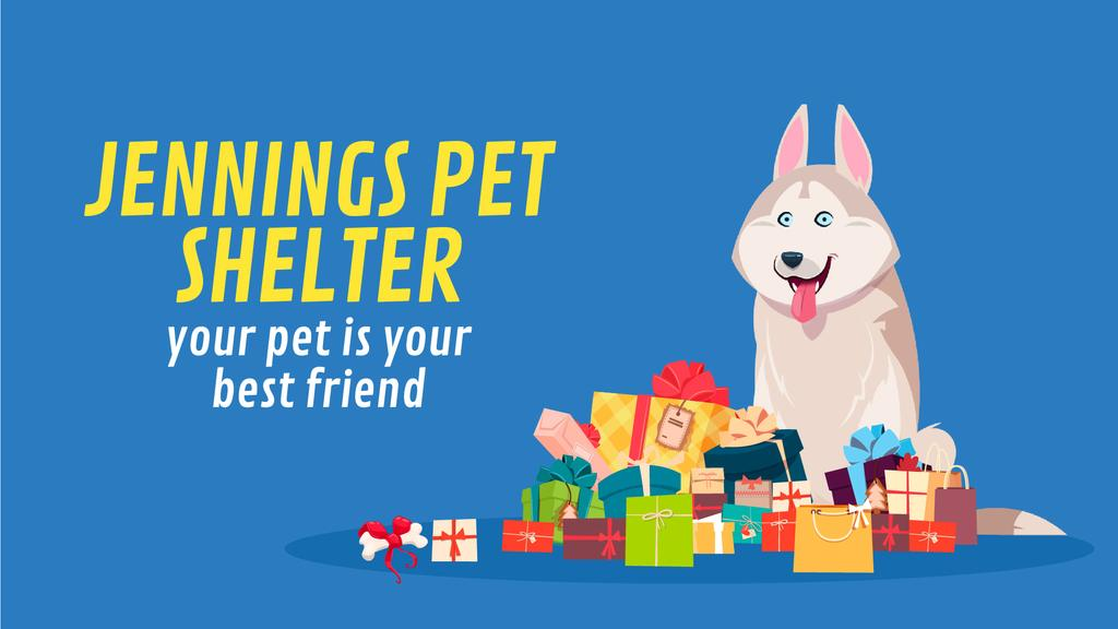 Animal Shelter Ad Dog by Bunch of Gifts | Full Hd Video Template — Crear un diseño