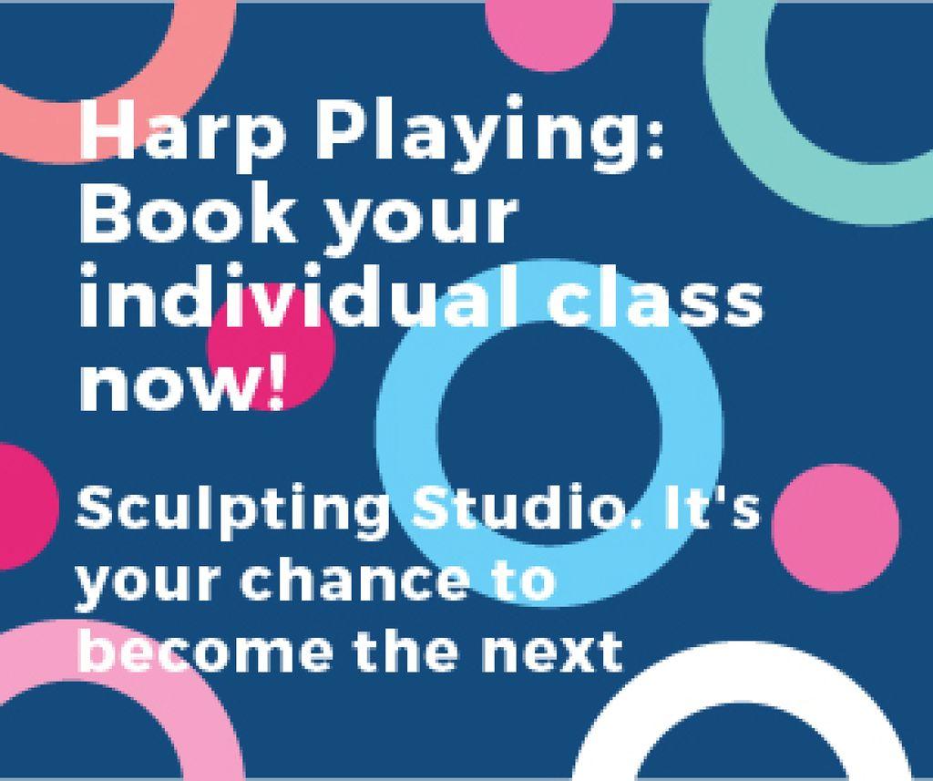 Sculpting Studio poster — Create a Design