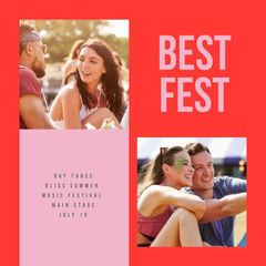 Happy People on Festival