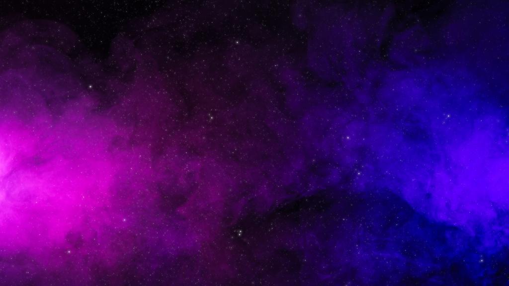 Starry Sky with colorful haze — ein Design erstellen