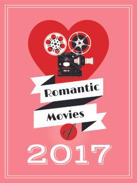 Romantic movies poster